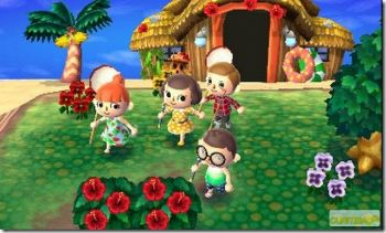 Animal Crossing New Leaf - 3DS  - foto 5