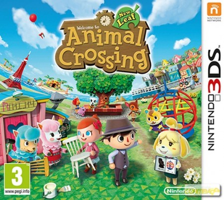 Animal Crossing New Leaf - 3DS  - foto principal 1