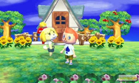 Animal Crossing New Leaf - 3DS  - foto principal 3