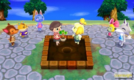 Animal Crossing New Leaf - 3DS  - foto principal 5