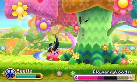 Kirby Triple Deluxe - 3DS  - foto principal 2