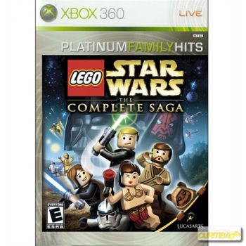 LEGO Star Wars: The Complete Saga Videogame Xbox 360