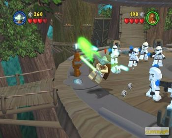 LEGO Star Wars: The Complete Saga Videogame Xbox 360  - foto 5