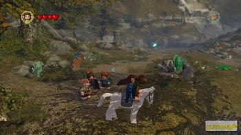 LEGO The Lord of the Rings Videogame Xbox 360  - foto 5