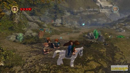 LEGO The Lord of the Rings Videogame Xbox 360  - foto principal 5
