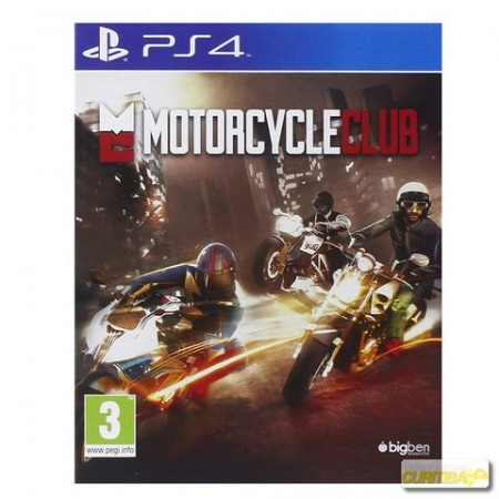 Motorcycle Club - PS4  - foto principal 1