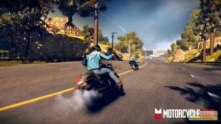 Motorcycle Club - PS4  - foto principal 3