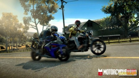 Motorcycle Club - PS4  - foto principal 4