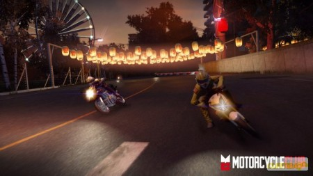 Motorcycle Club - PS4  - foto principal 5