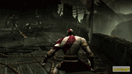 God of War Collection - PS Vita  - foto principal 3