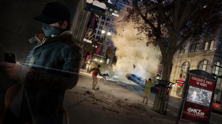 Watch Dogs - Xox One  - foto principal 5