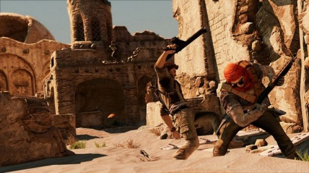 Uncharted 3: Drake's Deception - PS3  - foto principal 3