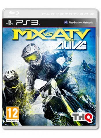 MX vs ATV Alive - PS3