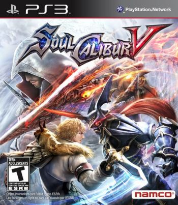 Soulcalibur V - PS3  - foto 5