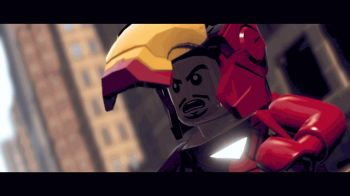 LEGO Marvel Super Heroes Videogame PS3  - foto 5