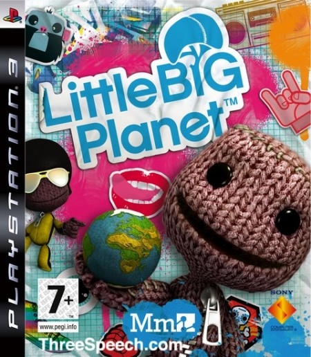 Little Big Planet  PS3  - foto principal 1