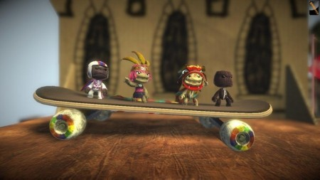 Little Big Planet  PS3  - foto principal 4