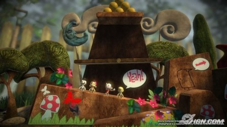 Little Big Planet  PS3  - foto principal 5