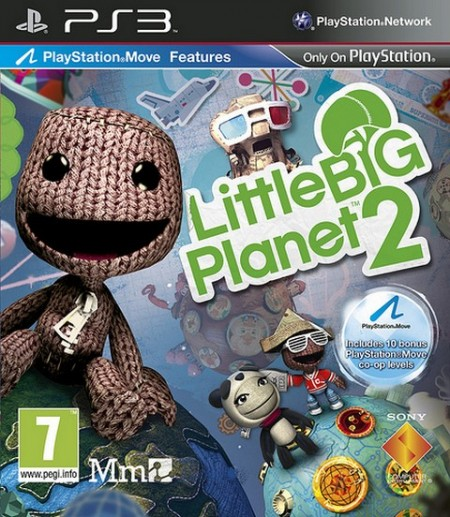 Little Big Planet 2 - PS3  - foto principal 1