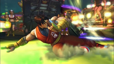 Super Street Fighter IV - PS3  - foto principal 3
