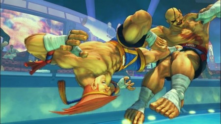 Super Street Fighter IV - PS3  - foto principal 4