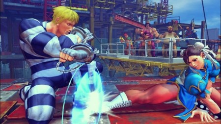 Super Street Fighter IV - PS3  - foto principal 5
