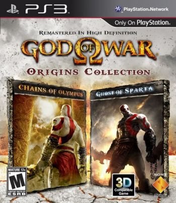 God of War: Origins Collection - PS3