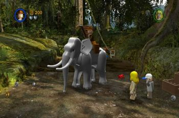 LEGO Indiana Jones: The Original Adventures Videogame PS3  - foto 5