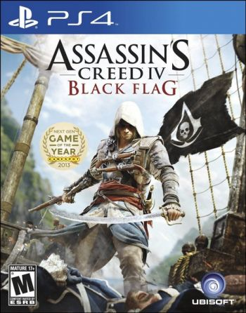 Assassin s Creed IV Black Flag - PS4