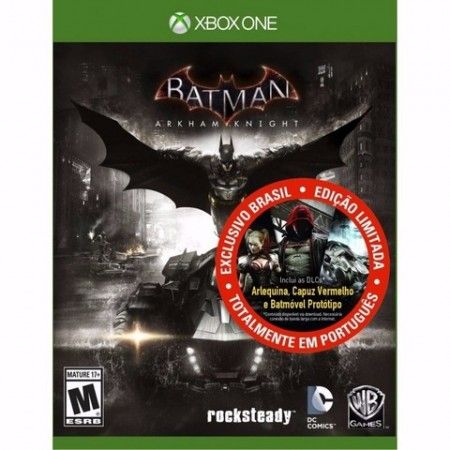 Batman Arkham Knight - Xbox One  - foto principal 1