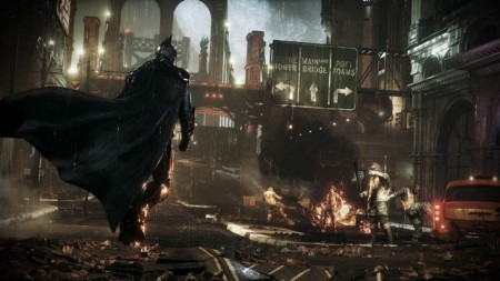 Batman Arkham Knight - Xbox One  - foto principal 4