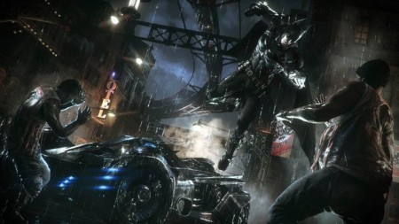 Batman Arkham Knight - Xbox One  - foto principal 5