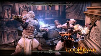 God of War III Remasterizado - PS4  - foto 5