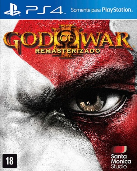 God of War III Remasterizado - PS4  - foto principal 1