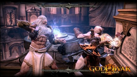 God of War III Remasterizado - PS4  - foto principal 3