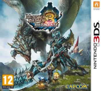 Monster Hunter 3 Ultimate - 3DS  - foto 5