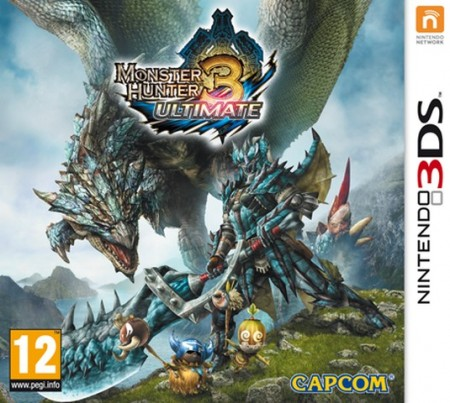 Monster Hunter 3 Ultimate - 3DS  - foto principal 1