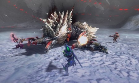 Monster Hunter 3 Ultimate - 3DS  - foto principal 2