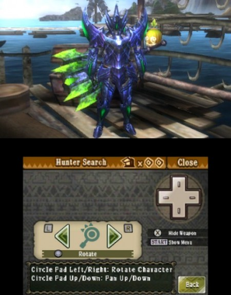 Monster Hunter 3 Ultimate - 3DS  - foto principal 5