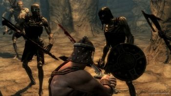 The Elder Scrolls Skyrim - Xbox 360  - foto 5