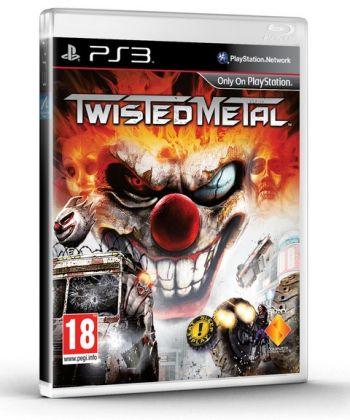 Twisted Metal - PS3  - foto 5