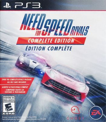 Need for Speed Rivals Complete Edition - PS3