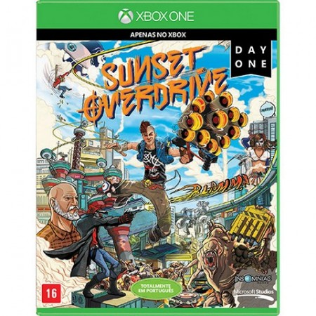 Sunset Overdrive - Xbox One  - foto principal 1