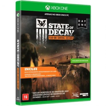 State Of Decay: Year One Survival - Day One Edition - Xbox One  - foto principal 1