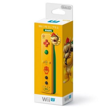 Remote Plus Bowser - Wii/Wii-U