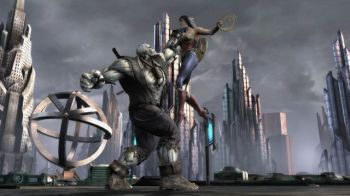 Injustice Gods Among Us - PS3  - foto 5