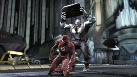 Injustice Gods Among Us - PS3  - foto principal 2
