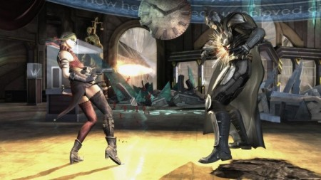 Injustice Gods Among Us - PS3  - foto principal 3