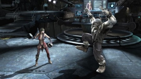 Injustice Gods Among Us - PS3  - foto principal 4