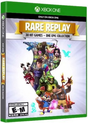 Rare Replay - XBox One  - foto principal 1
